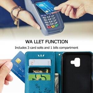 Luxus Flip Telefon Fall Für Samsung Galaxy A21 A41 A10S A20E A30S A40 A50 A60 A71 A81 A91 Leder Halter karte Slots Brieftasche Abdeckung