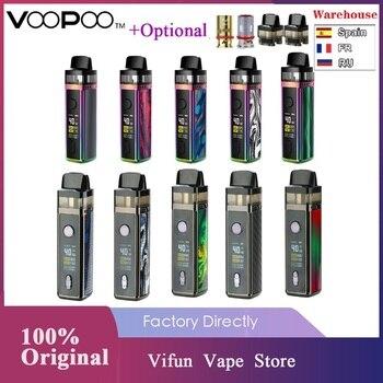 Оригинальный VOOPOO VINCI Mod Pod Vape Kit, аккумулятор 1500ма/ч, под 5,5 мл, цветной экран 0,96 дюйма TFT, вейп Vs Vinci X / Drag X