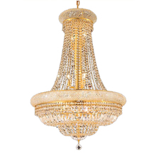 Phube Chiếu Sáng Đế Quốc Pháp Vàng Đèn CHÙM PHA LÊ Chrome Đèn Chùm Ánh Sáng Hiện Đại Đèn Chùm Ánh Sáng + Tặng Ngay!