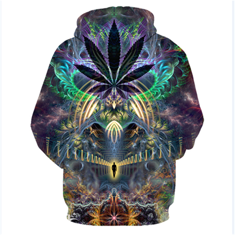 3D Printed Abstract Hoodies Men&Women 44