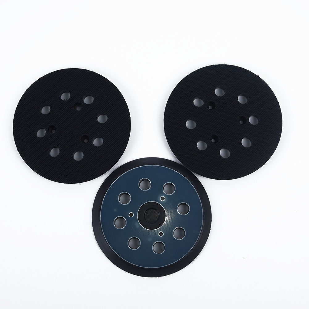 3pcs Wood Working Sandpaper 5inches For Makita BO5021K Sander BO5010 BO5021 Wood Metal Polisher Sanding Pads Abrasive Tools