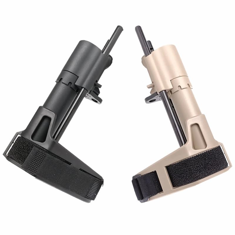 Тактический PDW в наличии, удлинитель с привязанными руками, нейлоновая поддержка для M4 SLR 556 416 FTM Kublai, игрушки, тактическое уличное игровое об...