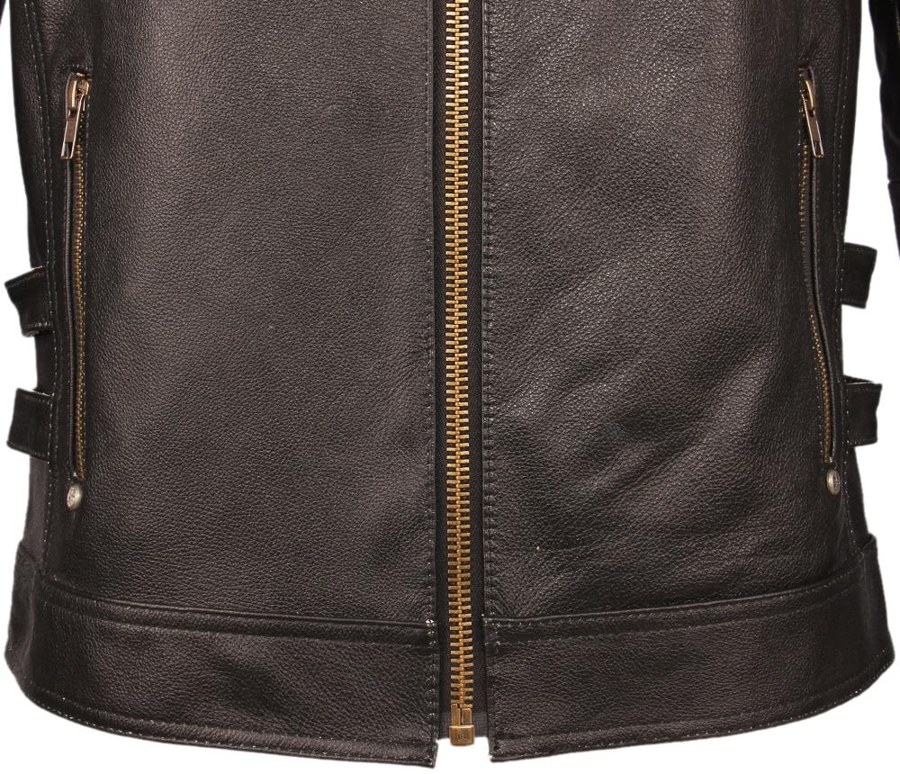 Hc0b36d92d3b9465096b9fab8a141d49ah Black Embroidery Skull Motorcycle Leather Jackets 100% Natural Cowhide Moto Jacket Biker Leather Coat Winter Warm Clothing M219