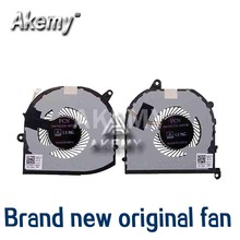 Novo original cpu gpu ventilador de refrigeração para For DELL xps 15 9570 precisão 5530 m5530 ventilador refrigerador 08yy9 tk9j1 dc 5 v 0.5a mv340 0mv340