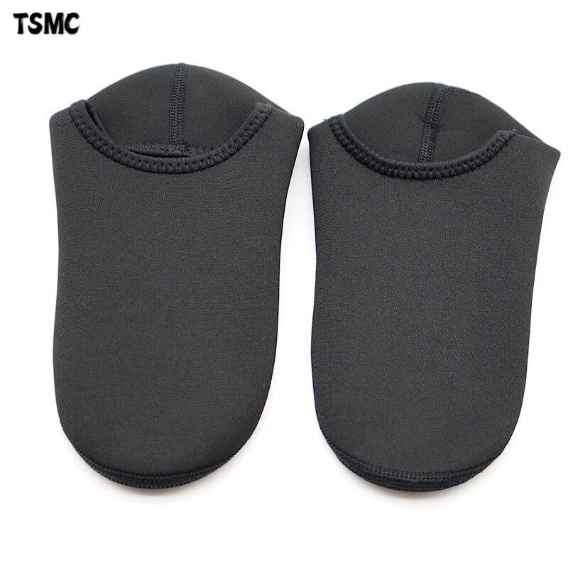 Неопреновые носки TSMC для дайвинга, мужские и женские теплые ботинки для плавания, для пляжа, подводного плавания, Сноркелинга, 3 мм