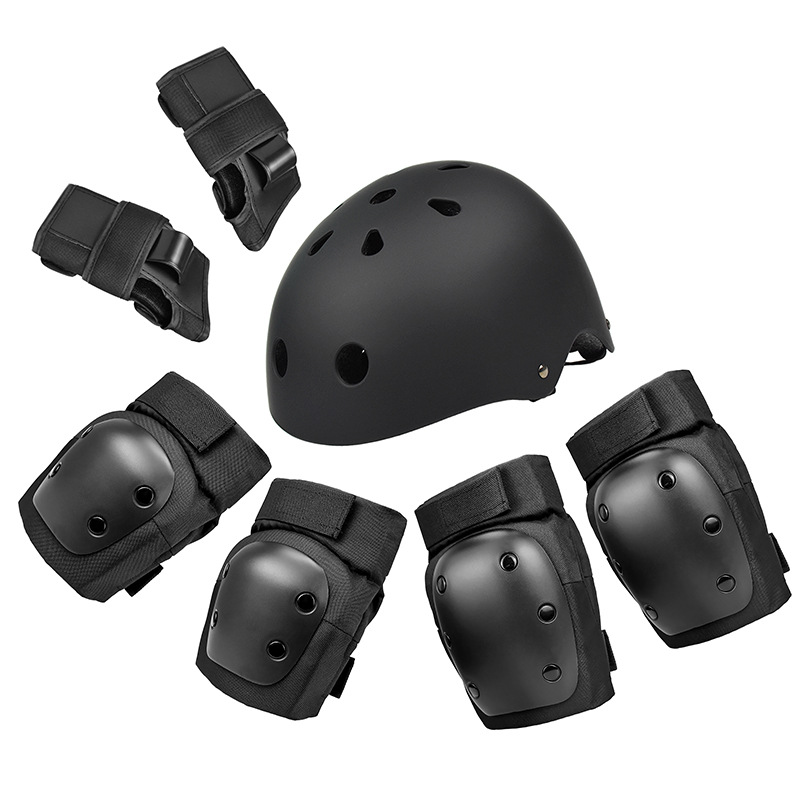 Children's Roller Skating Protective Gear 7-piece Protective Gear