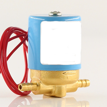 Dia.5mm pipe plug type miniature normally closed control water, air solenoid valve,VITON sealing material,6~17bar DC 12V 24V high voltage dry reed relay crsthv 12v dc normally closed type with 20kv lead hm12 pressure 10kv 14k