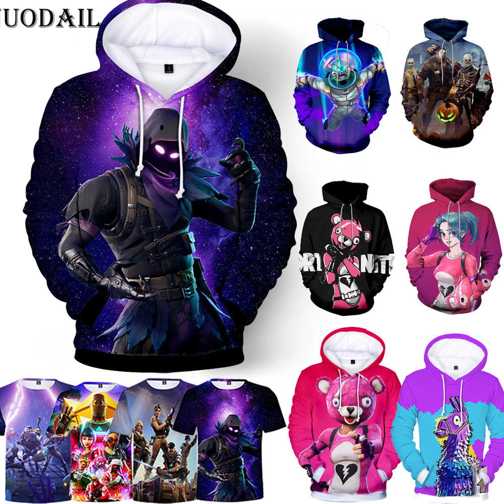 2019 New Game 3D Off White Hoodie Children Hoodies Streetwear Hip Hop Warm Hoody Sweatshirts Harajuku Sweat Homme