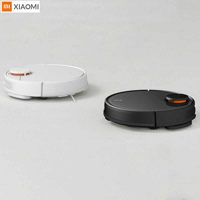 Original Xiaomi Mijia STYJ02YM 로봇 진공 청소기 2-in-1 진공 청소기 2 Mi Aspirateur 2100pa Wifi Smart Planned Clean Mi Home
