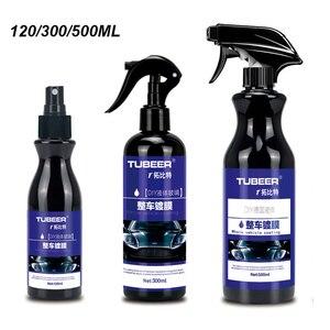 Image 1 - Car Nano rivestimento ceramico lucidatura a spruzzo cera verniciata Car Care Nano rivestimento idrofobo ceramica 120/273/500ML