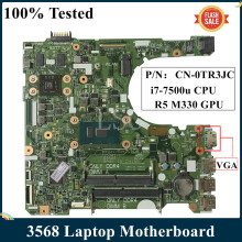 CPU Laptop Motherboard 15341-1 Dell Inspiron I7-7500u for 3568 with SR2ZV I7-7500u/Cpu/Ddr4/..