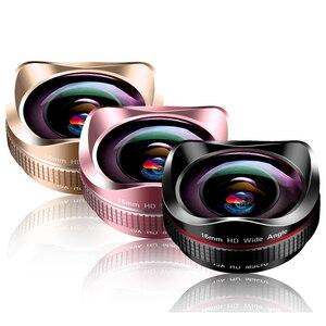 Image 5 - TOKOHANSUN Professional 15x Macro Camera Mobile Photo HD 0.6x Super Wide Angle Phone Lens For Samsung S8 S9 iPhone 6S 7 8 Plus