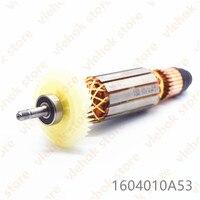 220 240V Armature Anchor Rotor For BOSCH GWS15 150CIH GWS15 125CITH GWS15 125CISTH 1604010A53 Power Tool Accessories Electric