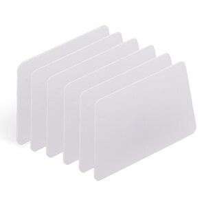 Image 4 - Ehdis 6Pcs Window Wassen Card Plastic Schraper Vinyl Film Wikkelen Zachte Zuigmond Koolstofvezel Tint Sticker Remover Schone Auto gereedschap