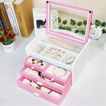 Luxury Wooden Jewelry Box