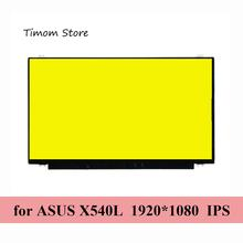 1920*1080 für ASUS X540L Laptop LCD LED Slim Matrix eDP 30pin HD 1366*768 FHD TN zu IPS Full HD Matte 15,6 zoll Universal Bildschirm