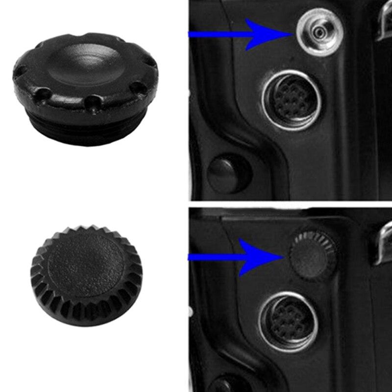 1 Set/2 Pcs Onsale 2Pcs PC Sync Terminal Cap Cover  For Nikon  Camera