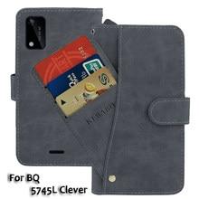 Leather Wallet BQ 5745L Clever Case 5.7