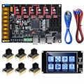BIGTREETECH クローナプロ V1.1 制御ボード 32Bit + TMC2209 TMC2208 TMC2130 + TFT35 V2.0 3D プリンタ部品 VS クローナ V1.3 ミニ E3 MKS 世代 L