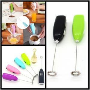 Milk Drink Coffee Whisk Mixer Electric Egg Beater Frother Foamer Mini Milk Frother Handle Stirrer Practical Kitchen Cooking Tool