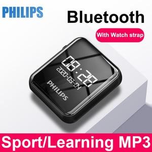 Philips 100% Original Bluetooth 4.2V OTG Touch Screen FM MP3 Player music player