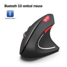 Office Gamer Mouse Gaming 2.4G 2400DPI Wireless Mouse for PC Laptop Notebook Computer USB Bluetooth Vertical Ergonomic Mouse