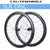 ELITEWHEELS SLR 디스크 브레이크 카본로드 자전거 바퀴 RD14 래칫 시스템 36T 관형 클린 처 튜브리스 700c 사이클로 크로스 휠