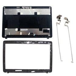 Mới Dành Cho Laptop Acer Aspire E1-571 E1-571G E1-521 E1-531 E1-531G E1-521G LCD Phía Sau Lưng Màn Hình Nắp Vỏ Trên/Ốp Viền /Bản Lề