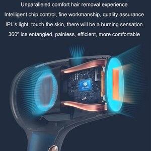 Image 3 - Lescolton 4in1 icecool ipl depilador a laser máquina da remoção do cabelo depilador a laser permanente depilador elétrico a laser