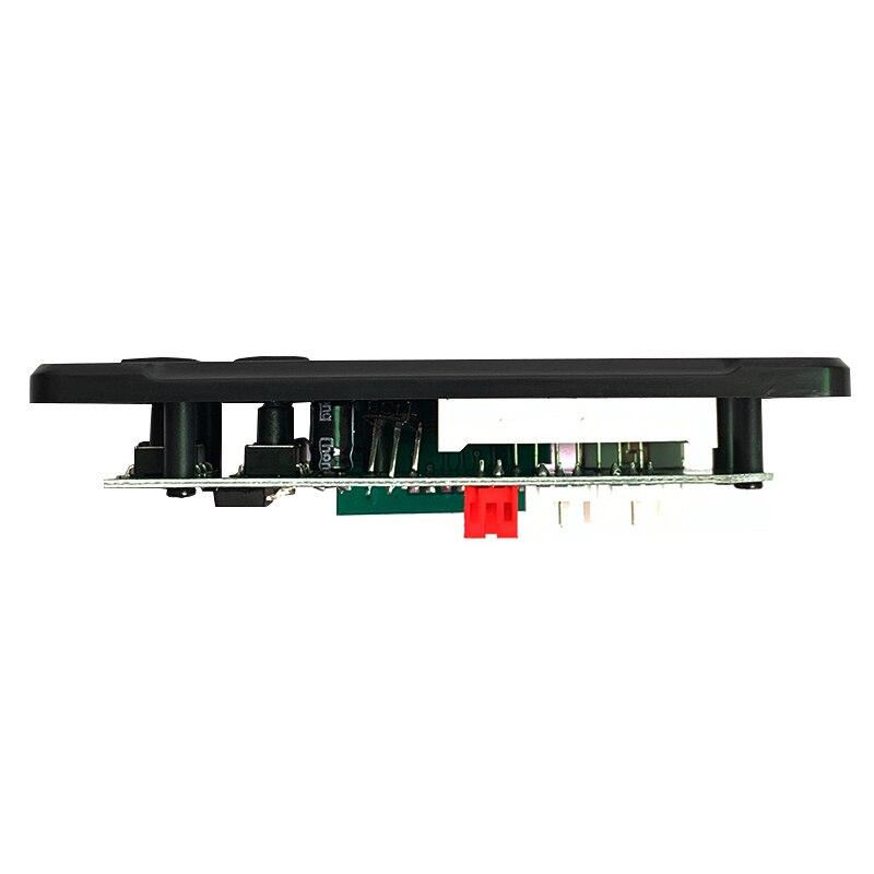 Беспроводной Bluetooth 5,0 MP3 WMA декодер плата USB TF FM радио 5 в 12 В MP3 плеер Музыкальный Аудио приемник модуль для автомобиля аксессуары