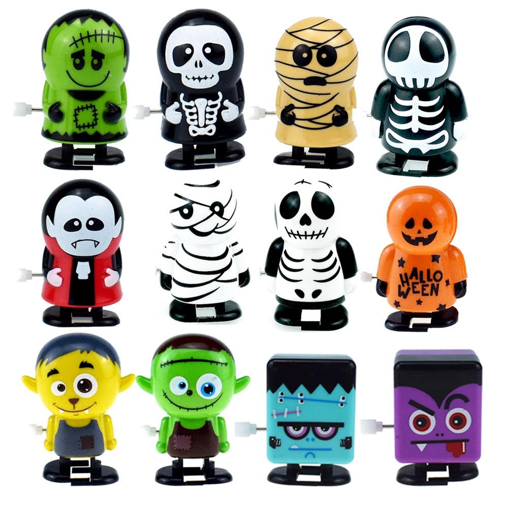 Novelty Funny Four-Spring-Winding Will Go Zombie Vampire Mummy China Science Publishing & Media Ltd.(cspm) Weirdo Halloween Toy