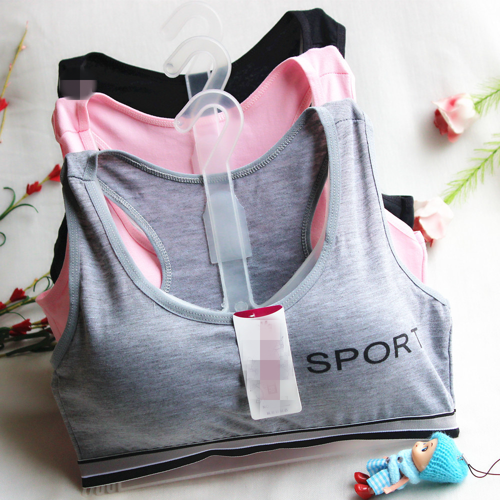 <font><b>Women</b></font> Bra <font><b>Brassiere</b></font> <font><b>Sport</b></font> Student Lingerie Maiden Teenager Girls Children Underwear Underclothes Girl Bralette image