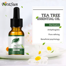 Pure Organic Tree Tea Essential Oils Moisturizing Massage