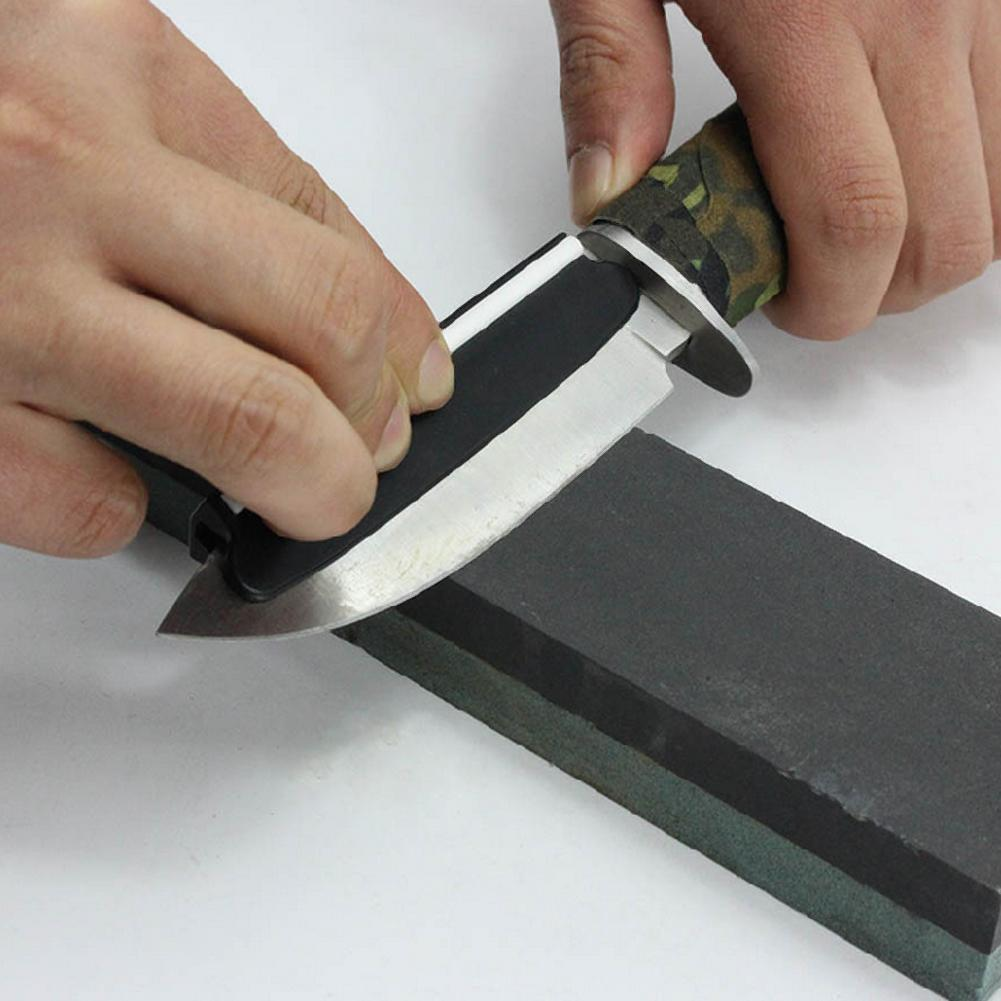 Держатель Точилки для ножей, угловая направляющая для точильного камня, точильный камень, точильный инструмент, нескользящий держатель