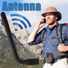 3.5mm Antenna Signal Strength Booster Antenna Gain 6DBI AV TV FM Radio GPS TV Antenna Signal Booster Cellular Strength Boosters