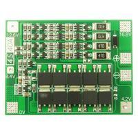 4 s 40a 16.8 v 리튬 이온 리튬 배터리 18650 충전기 pcb bms 회로 보호 보드 밸런서 드릴 모터 lipo 셀 모듈|배터리 액세사리|   -
