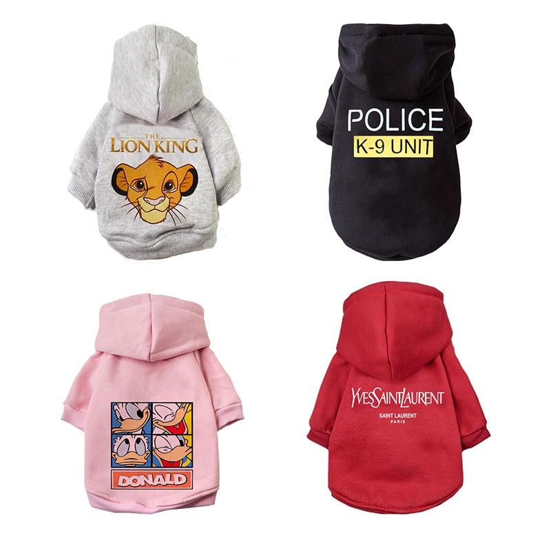 Теплая одежда для кошек, зимняя куртка для питомца, щенка, котенка, куртка для маленьких средних собак, кошек, чихуахуа, одежда для йоркширск...