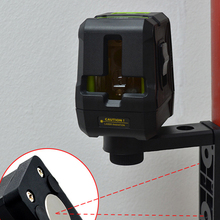Ok-Level Laser-Lines Self-Leveling-Receiver Magnetic-Bracket Fall-Protection Palm-Cross