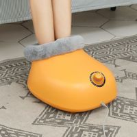 Home office warm foot treasure winter heating heater removable and washable warm heating foot warmer