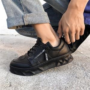 Image 4 - BIGFIRSE Men Casualรองเท้าSolf BreathableสบายManแฟชั่นรองเท้าผ้าใบLoafersใหม่Zapatillas Hombre 2019รองเท้าแฟชั่นผู้ชาย