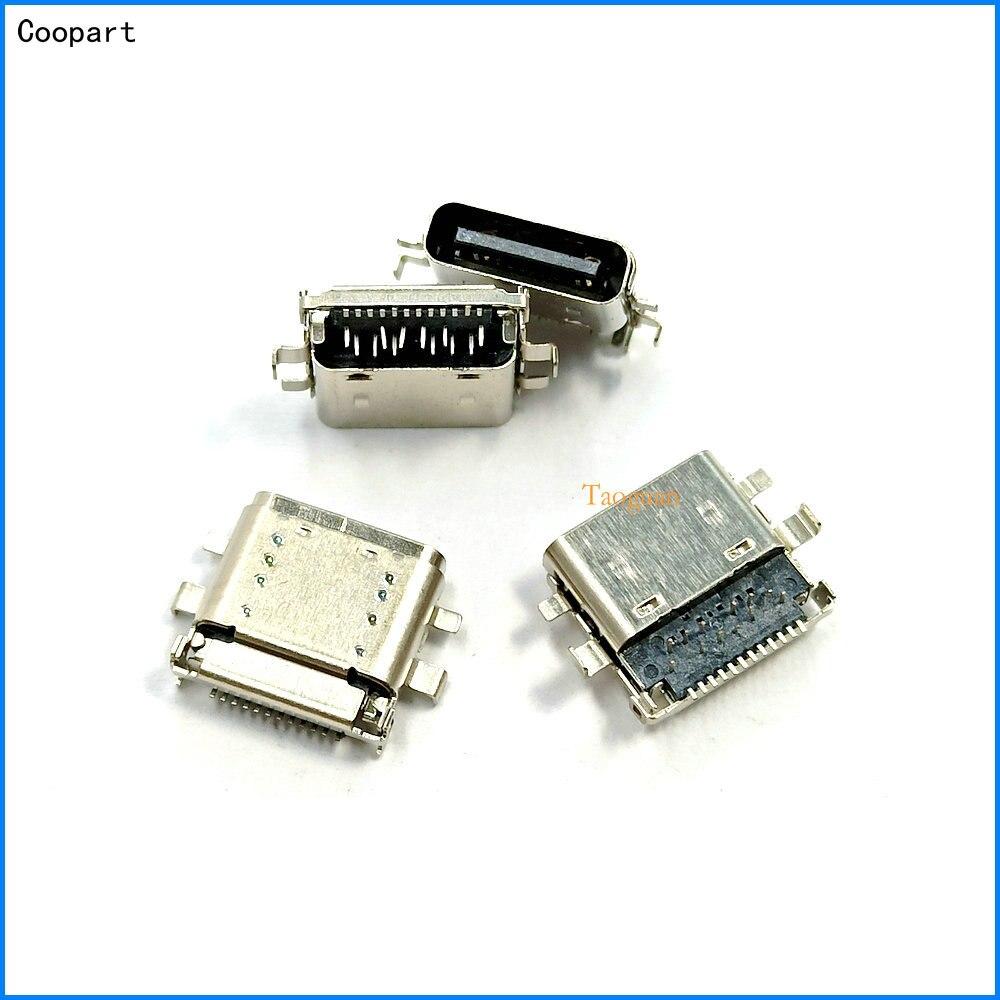 10pcs/lot Coopart USB Charging Port Dock Connector For Asus ZenPad S 8.0 Z580 Z580CA P01MA Z500M Z581KL P008 Top Quality