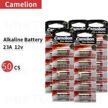 50 шт./партия Новинка 12 В Camelion A23 23A Ультра щелочные батареи/батареи сигнализации