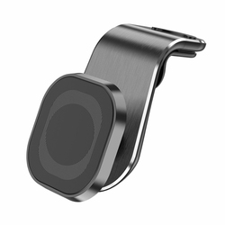 Universal Cell Phone Bracket Car Mount 360 Degree Rotation [Magnetic Holder Hands Free for Auto Air Vent Outlet