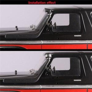 Image 1 - Şnorkel Seti Yükseltilmiş HAVA GİRİŞİ Kiti ön Filtresi Temizleyici 1:10 Traxxas TRX 4 TRX4 Ford Bronco Şnorkel Kiti RC Araba Parçaları