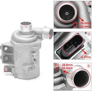Image 5 - Elektrische Wasserpumpe Bolzen Für BMW X3 X5 328I 128i 528i E90 E91 E92 E60 E83 E70 Wasser Pumpe 11517546994 11517563183 11517586924