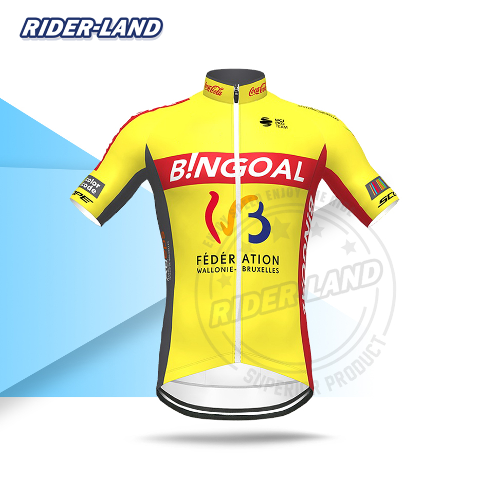 Sportswear Cycling Jerseys Short Sleeve Racing Breathable Clothing Tops Shirts