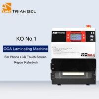 M Triangel KO NO.1 Universal 7 Inches OCA Vacuum Laminating Machine For Phone LCD Touch Screen Repair Refurbish Machine