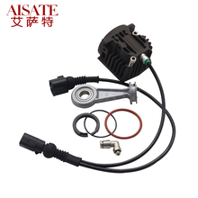 For Touareg Cayenne Air Suspension Compressor Cylinder Head Piston Rod Ring Repair kit & Air Valve Air Pump Temperature Sensor
