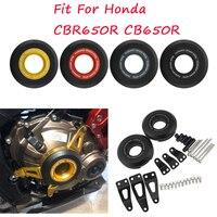 Kodaskin Motorcycle Engine Stator Cover Engine Guard Protection Side Shield Protector For Honda CBR650R cb650r cb 650r cbr 650r