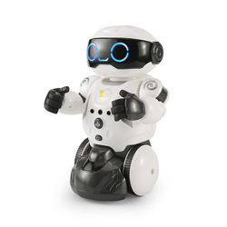 2019 New Intelligent Sweeping Clean Robot Cleaning Small Guard Smart Home Toy Remote Programmable Toys Coding Robot